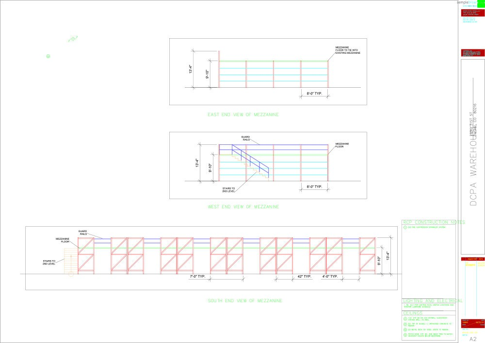DCPA_Warehouse---proposed-mezzanine---SIDE-VIEWS